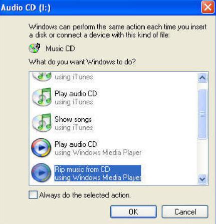 Burn Rip A CD In Windows Using Windows Media Player - Rip Music From CD